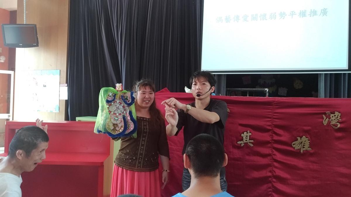 1070511台灣其雄木偶劇